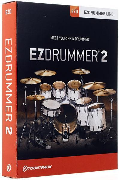 کرک کردن ez drummer