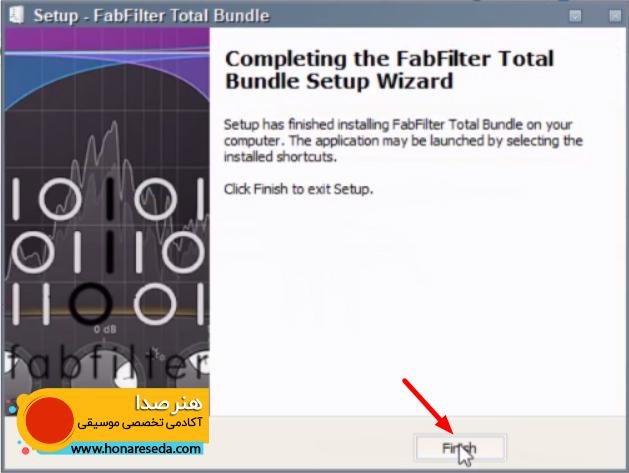 آموزش نصب و کرک کردن پلاگین Fab Filter