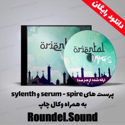 پریست های Spire ، Serum و Sylenth به همراه وکال چاپ Roundel Sound
