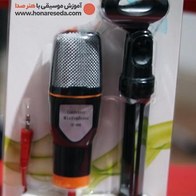 آنباکس میکروفون Yanmai sf-666
