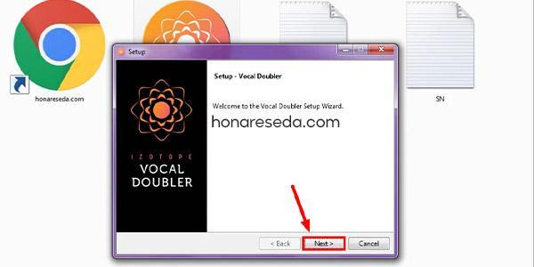 دانلود پلاگین iZotope Vocal Doubler
