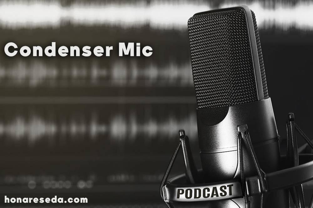 میکروفون کاندنسر چیست ؟